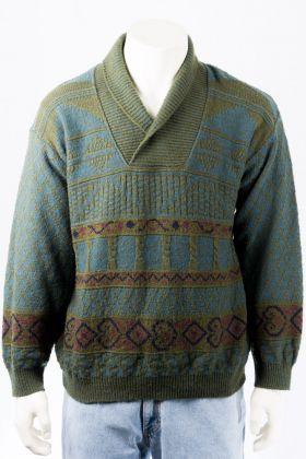 Vintage Pullover -L- Massimo Dutti
