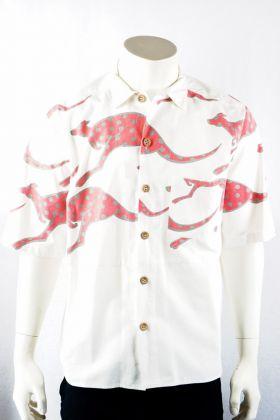 Vintage Hemd -L- Chiemsee