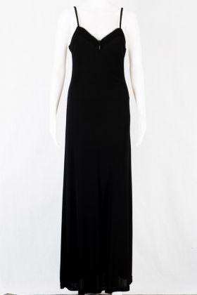 Elegantes Vintage Abendkleid -S-