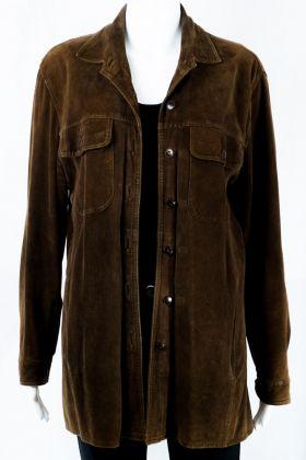 Wildleder Vintage Jacke -38- Pielini
