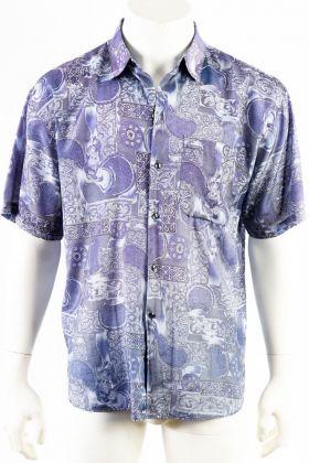 Vintage Hemd -XL- Silk