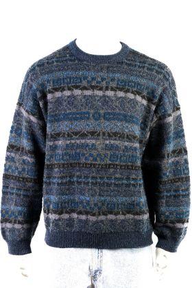 Vintage Pullover -M- Laurent