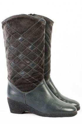 Vintage Stiefel -39-