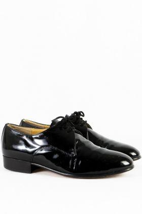 Vintage Lackleder Schuhe -39,5-