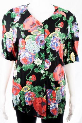 Gerry Weber Bluse - Flowers for your Friend