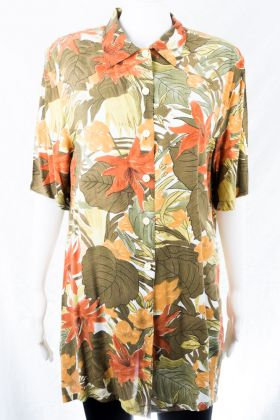 Vintage Longbluse - Two of the Us