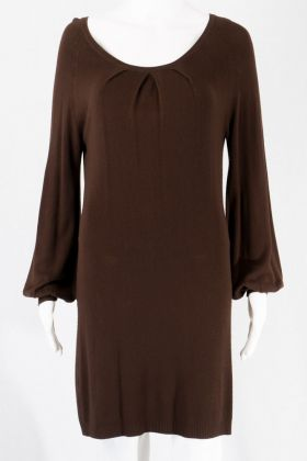 Ella Basic Dress -L-