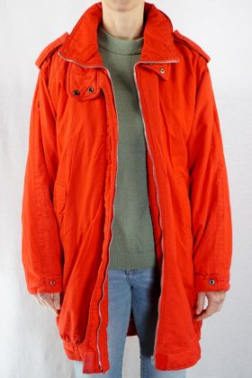 Roter Vintage Anorak -36-