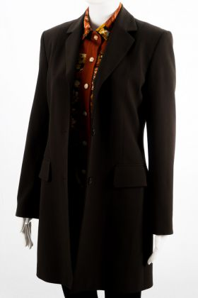 Marc Aurel Long Blazer
