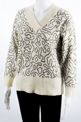 Vintage Pullover - Rabe