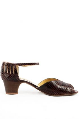 Sergio Rossi Pumps -38- Snake