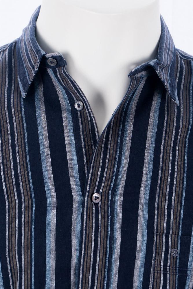 van laack vintage hemd l baumwoll seide shirt 70er jahre. Black Bedroom Furniture Sets. Home Design Ideas