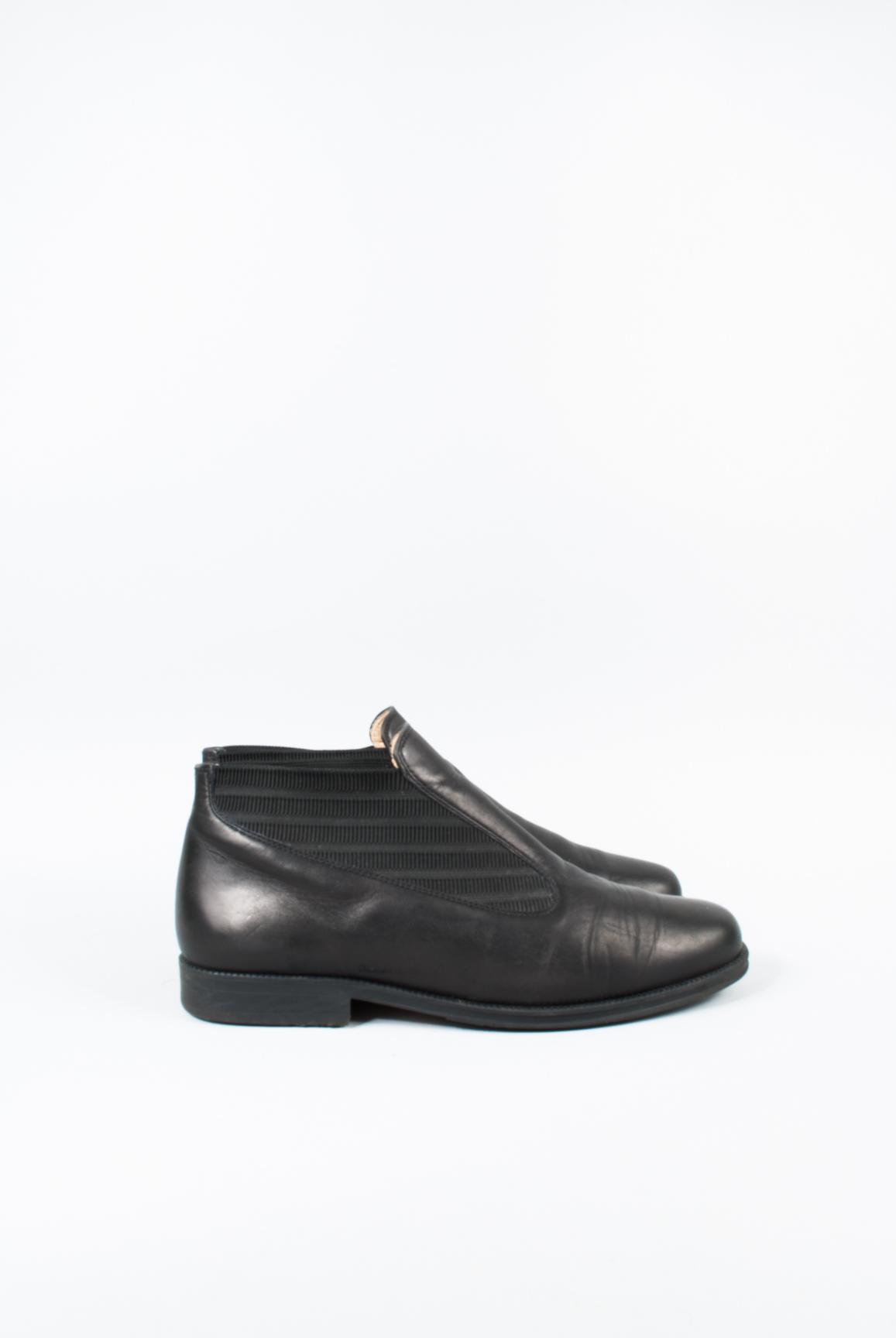 huge selection of ece28 071e6 Vintage Schuhe -Flair- von Ara in schwarz aus Leder- 90er ...