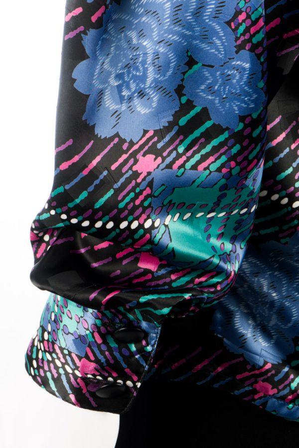 vintage bluse 40 m 70er jahre mode online shop vintagekollektiv. Black Bedroom Furniture Sets. Home Design Ideas