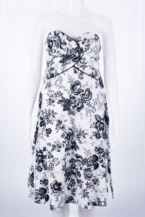 White House Black Market Kleid